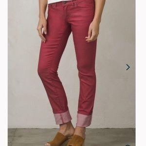 Prana Organic Cotton Skinny Jeans
